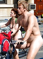 Nudist and public nudity