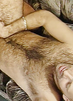Intense live gay sex with two hairy daddies buck p